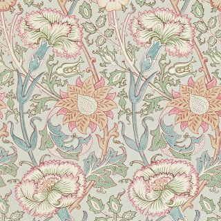 Pink & Rose / 212568 / Morris Archive � / Morris&Co.