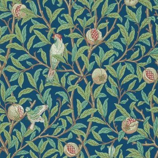 Bird & Pomegranate / 212540 / Morris Archive � / Morris&Co.