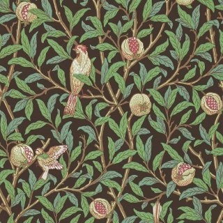 Bird & Pomegranate / 212537 / Morris Archive � / Morris&Co.