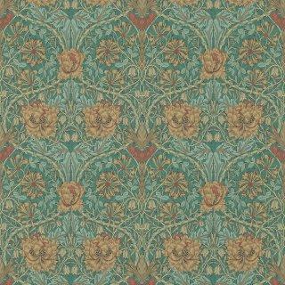 Honeysuckle & Tulip / 214704 / Morris Archive � / Morris&Co.