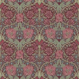 Honeysuckle & Tulip / 214703 / Morris Archive � / Morris&Co.