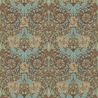 Honeysuckle & Tulip / 214702 / Morris Archive � / Morris&Co.