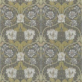 Honeysuckle & Tulip / 214701 / Morris Archive � / Morris&Co.