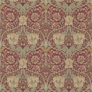 Honeysuckle & Tulip / 214700 / Morris Archive � / Morris&Co.
