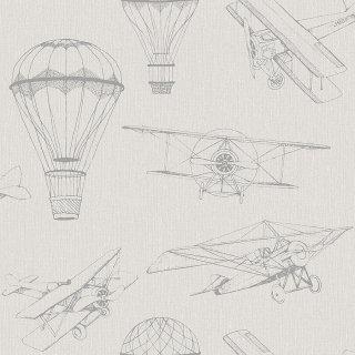 Bon Voyage / 7455 / Newbie Wallpaper / Borastapeter