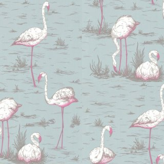 Flamingos / 66/6044 / The Contemporary Collection / Cole&Son