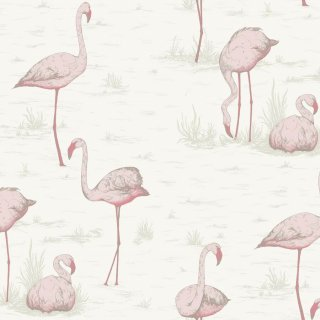 Flamingos / 95/8045 / The Contemporary Collection / Cole&Son
