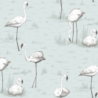 Flamingos / 95/8047 / The Contemporary Collection / Cole&Son