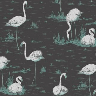 Flamingos / 95/8048 / The Contemporary Collection / Cole&Son
