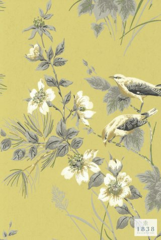 Rosemore /1601-100-01/   The Blooming House 7 / 1838Wall coverings