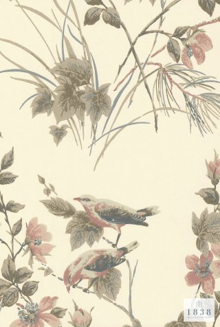 Rosemore /1601-100-03/   The Blooming House 7 / 1838Wall coverings