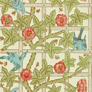 Trellis / DMORTR101 / Other Collections / Morris&Co.
