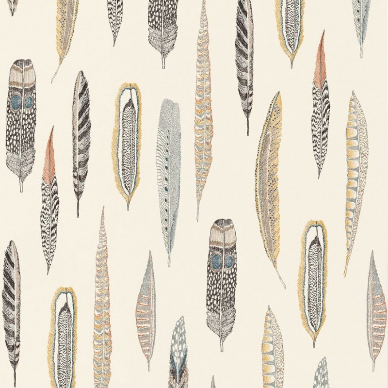 Plumes (Natural) / CT-009 / Coral&Tusk / Hygge & West