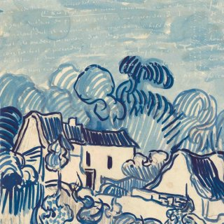 200332 / Van Gogh Museum / BN Wallcoverings(パネル貼り:サイズ50cm x 280cm x 6)