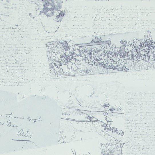 17203 / Van Gogh / BN Wallcoverings