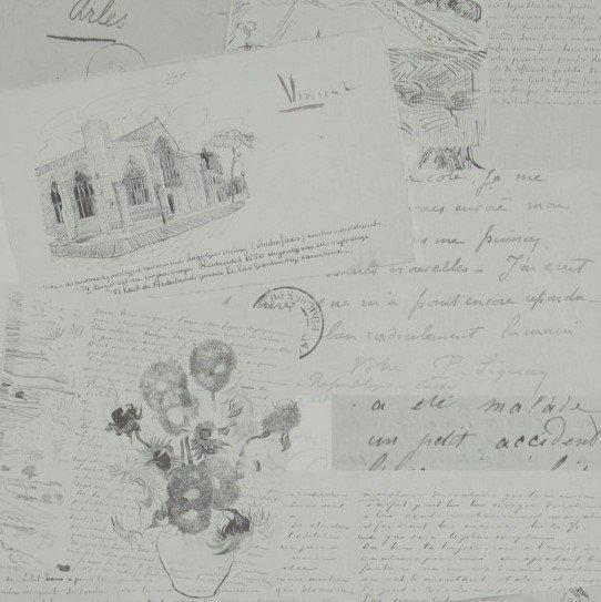 17202 / Van Gogh / BN Wallcoverings