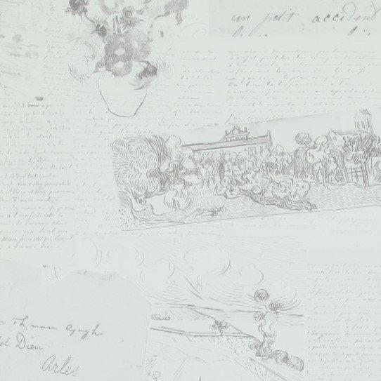 17201 / Van Gogh / BN Wallcoverings