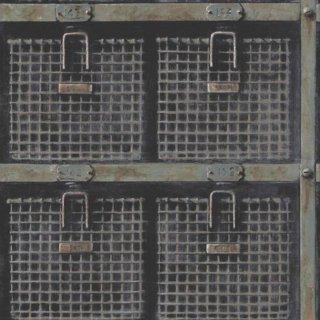 Basket Oxidised / ATTBAOX / Attic / Andrew Martin
