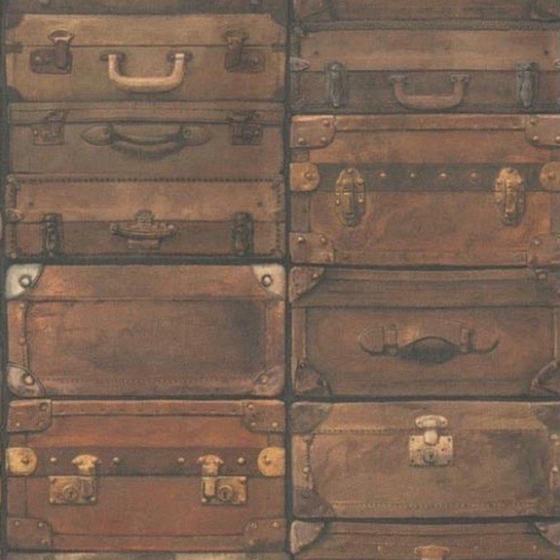 Luggage Leather / Engineer / Andrew Martin