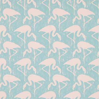 Flamingos / 214569 / Vintage 2 Wallpapers / Sanderson