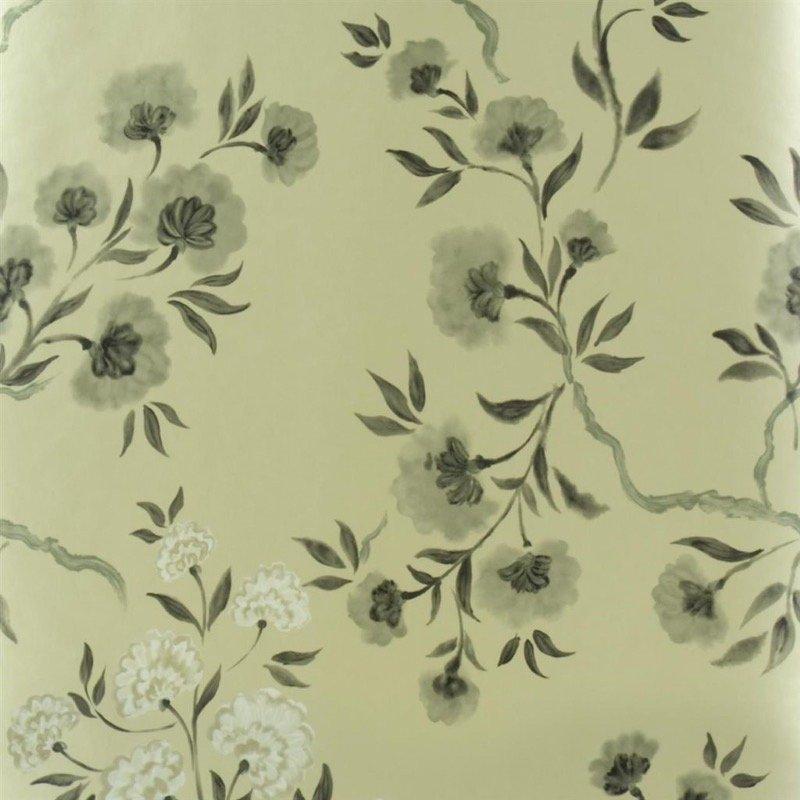 Jacaranda-Gold / P573/03 / Amrapali Wallpaper / Designers Guild