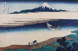 Hokusai / 3139 / Eastern Simplicity / Borastapeter
