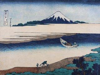 Hokusai / 3142 / Eastern Simplicity / Borastapeter
