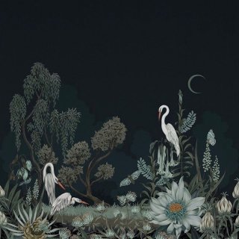 Night Heron / LA-015 / Lisel Jane Ashlock / Hygge & West