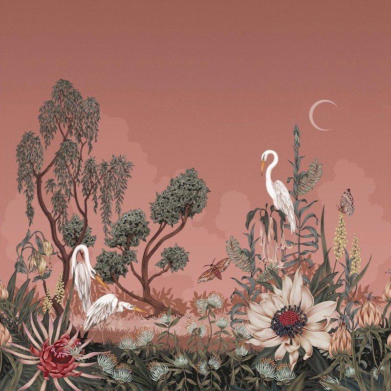 Night Heron / LA-016 / Lisel Jane Ashlock / Hygge & West