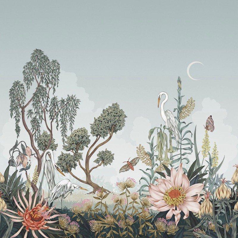 Night Heron / LA-017 / Lisel Jane Ashlock / Hygge & West