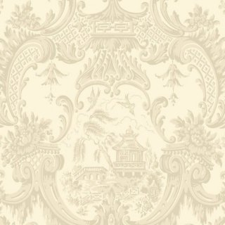 Chippendale China / 100/3011 / Archive Anthology / Cole&Son