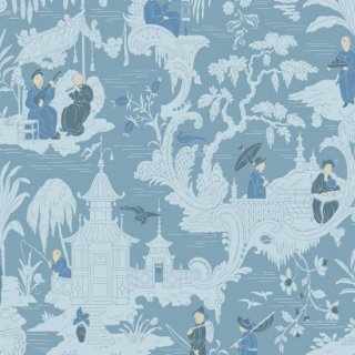 Chinese Toile / 100/8038 / Archive Anthology / Cole&Son