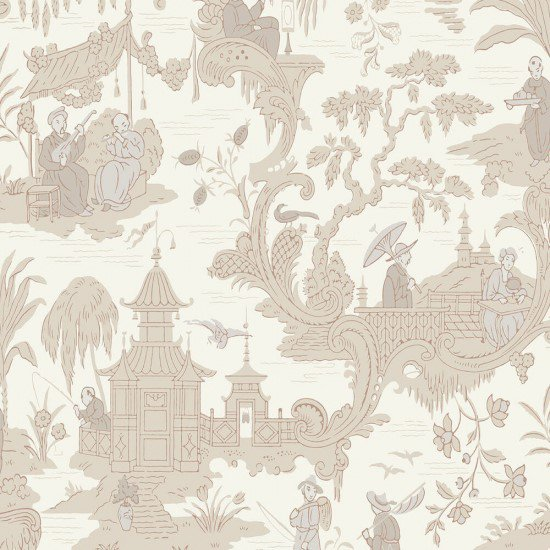 Chinese Toile / 100/8039 / Archive Anthology / Cole&Son