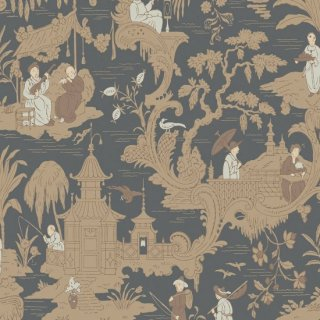 Chinese Toile / 100/8040 / Archive Anthology / Cole&Son
