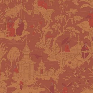 Chinese Toile / 100/8041 / Archive Anthology / Cole&Son