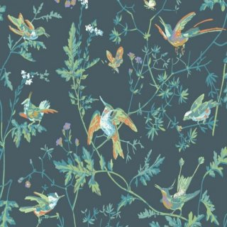 Hummingbirds 1 / 112/4014 / Icons / Cole&Son