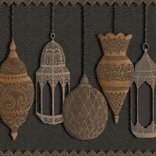 Fez (Border) / 113/6015 / Martyn Lawrence Bullard / Cole&Son