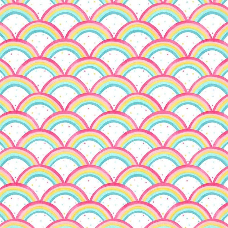 Rainbow Brights / 112645 / Book Of Little Treasures / Harlequin
