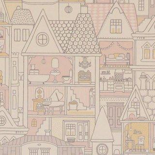 Dollhouse+Stickersセット / 147-01+801-01 / Poetry / Majvillan