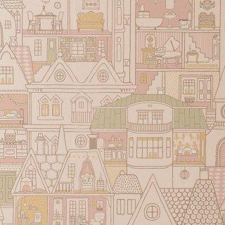 Dollhouse+Stickers セット/147-03+801-01 / Poetry / Majvillan