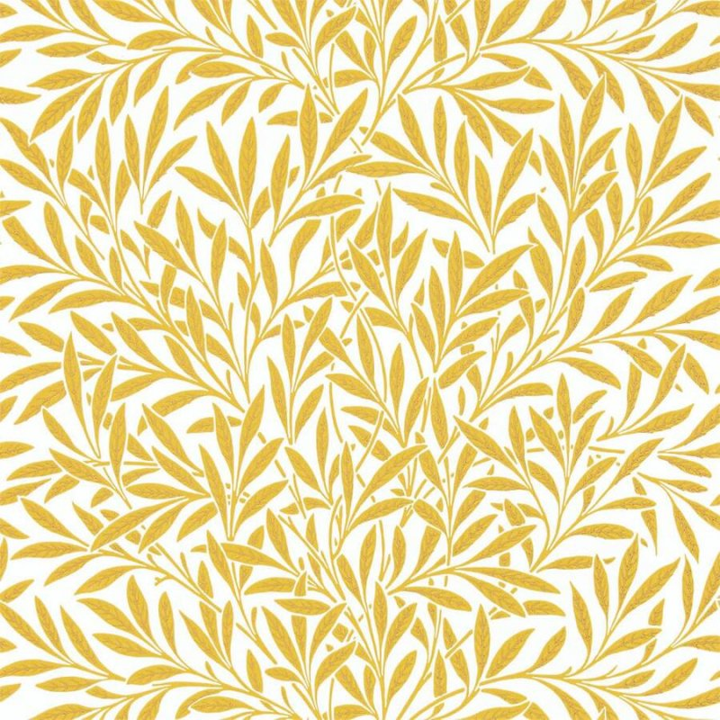 Willow / 216963 / Queen Square Wallpapers / Morris&Co.