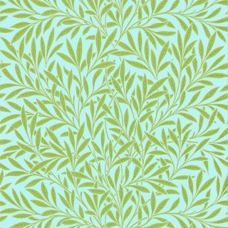 Willow / 216964 / Queen Square Wallpapers / Morris&Co.