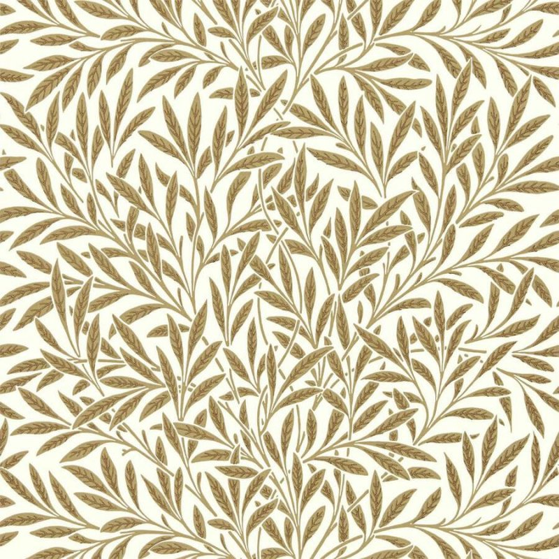 Willow / 216965 / Queen Square Wallpapers / Morris&Co.