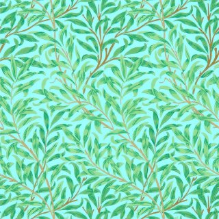 Willow Bough / 216948 / Queen Square Wallpapers / Morris&Co.