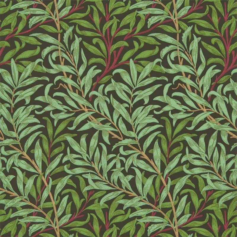 Willow Bough / 216950 / Queen Square Wallpapers / Morris&Co.