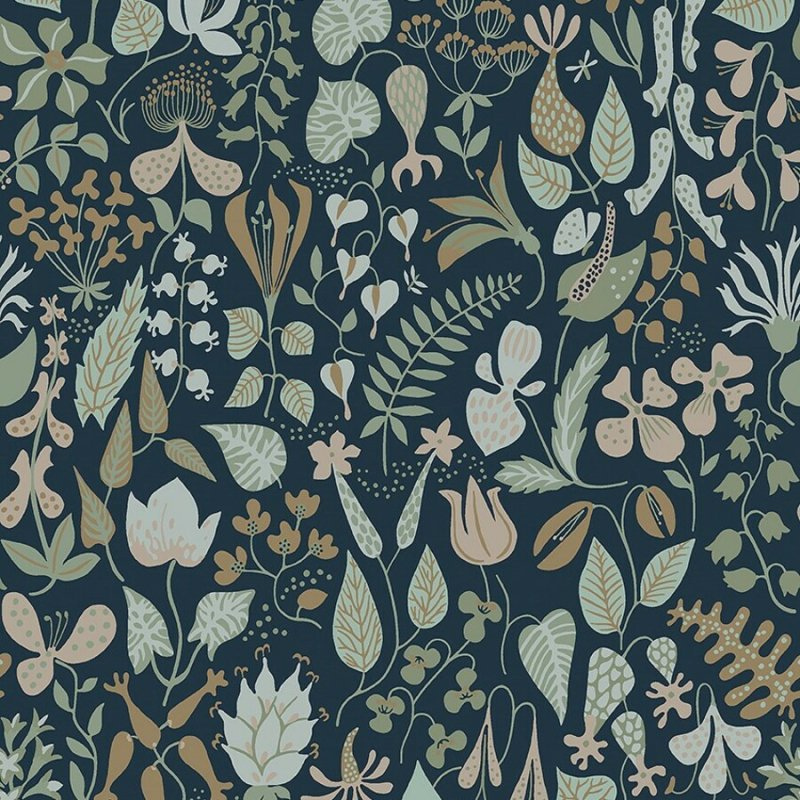 Herbarium / 1977 / Scandinavian Designers III / Borastapeter