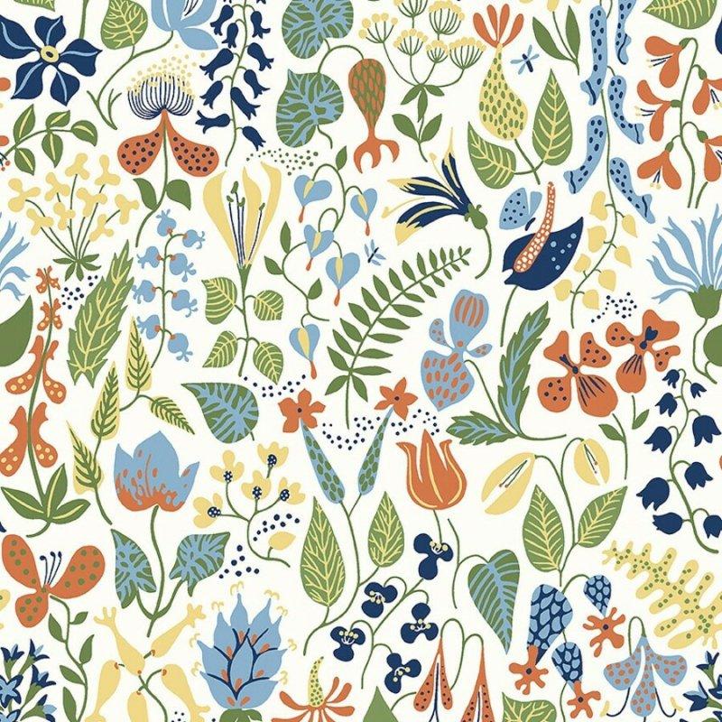 Herbarium / 1978 / Scandinavian Designers III / Borastapeter