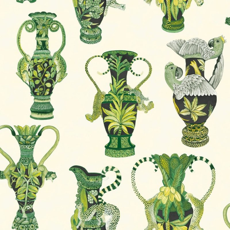 Khulu Vases / 109/12056 / The Ardmore Collection / Cole&Son