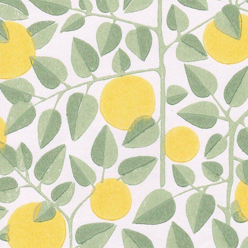 Appelsiini / 69799 / Retro / Pihlgren & Ritola