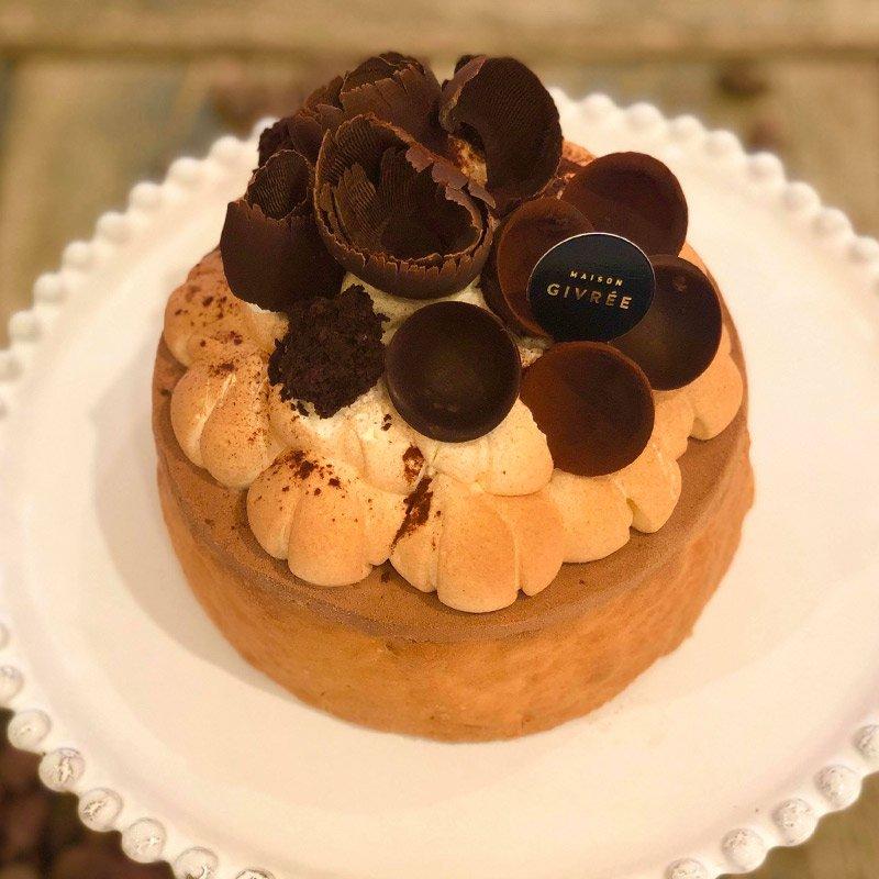 冷凍ケーキ ショコラータ・4号